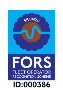 Bronze FORS - Fleet Operator Recognition Scheme - ID: 000386