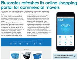 Pluscrates Online shop