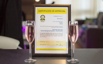Pluscrates gains ISO:9001 Accreditation