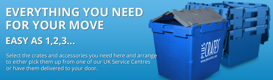 Rent or Buy On-line. Select the crates and accessories you need here and arrange to either pick them up from one of our UK service Centres or have them delivered to your door.
