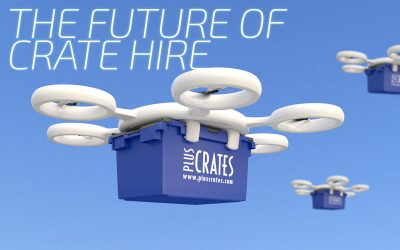 The Future of Crate Hire